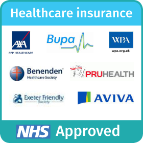 Health Insurance approved South West Reflux icon