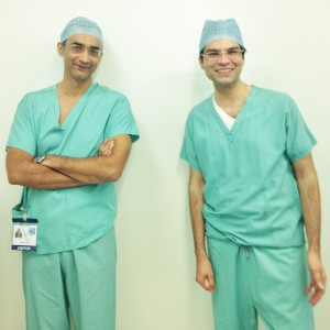 Saj Wajed Preceptors LINX Surgery in London